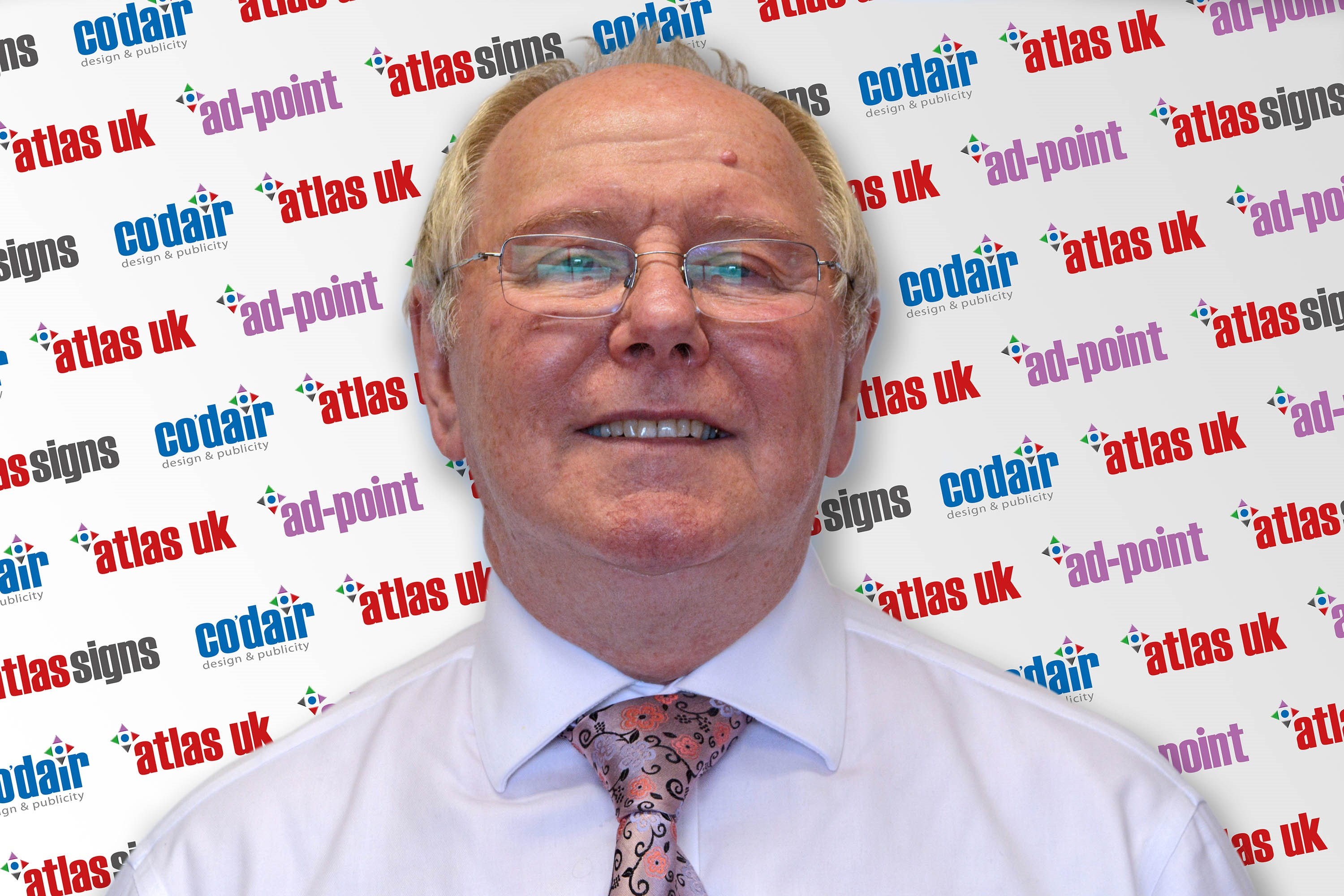 Alan Wheeler, IT and Telecommunications Manager. Codair Design & Publicity Limited