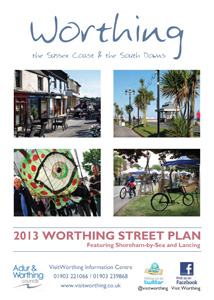 Worthing Front Cover